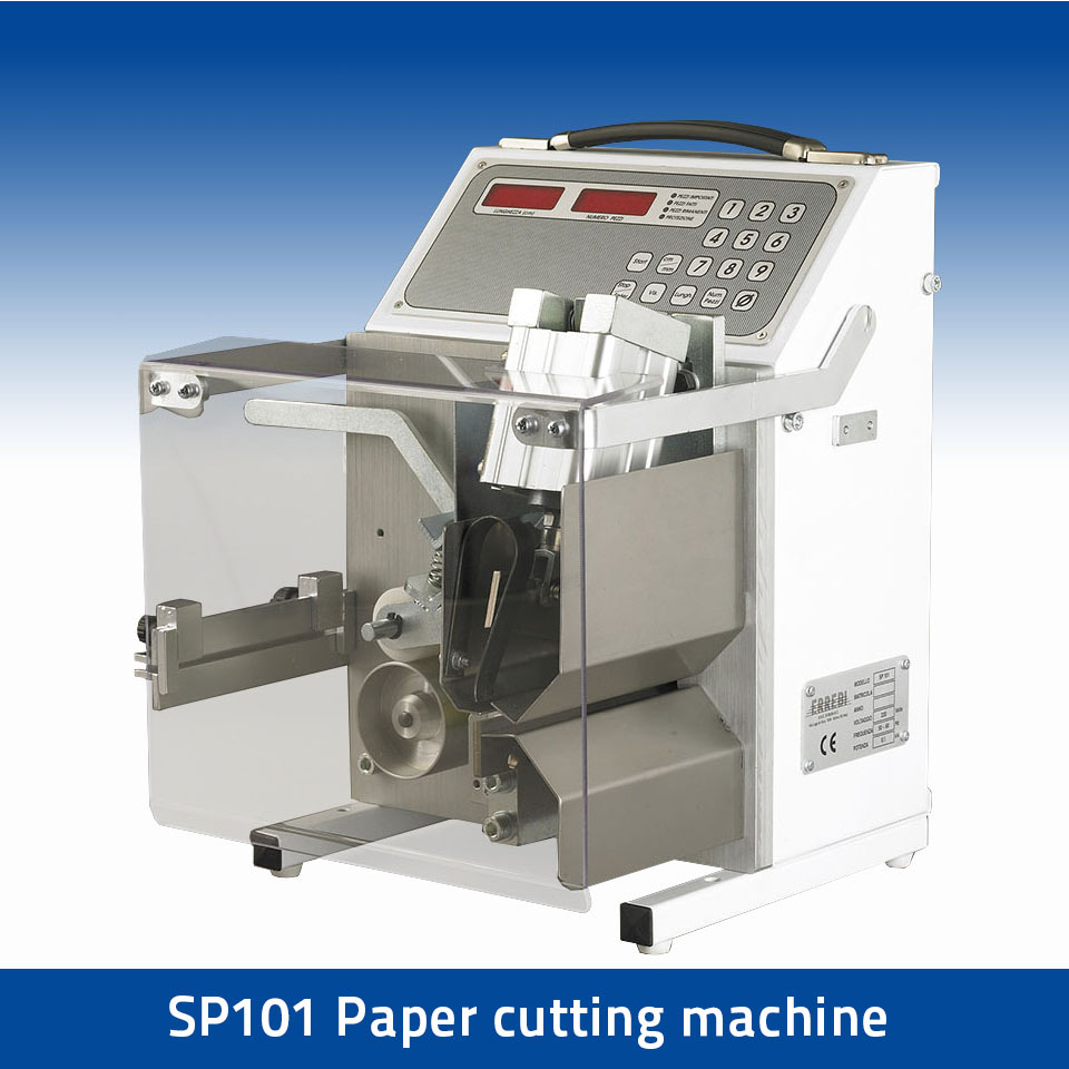 SP101 Paper cutting machine