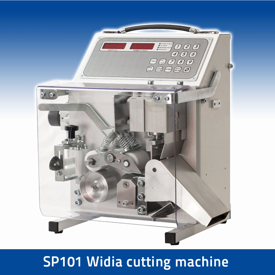 SP101 Widia cutting machine